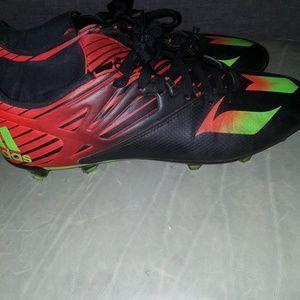 Adidas soccer cleats, Men's 10
